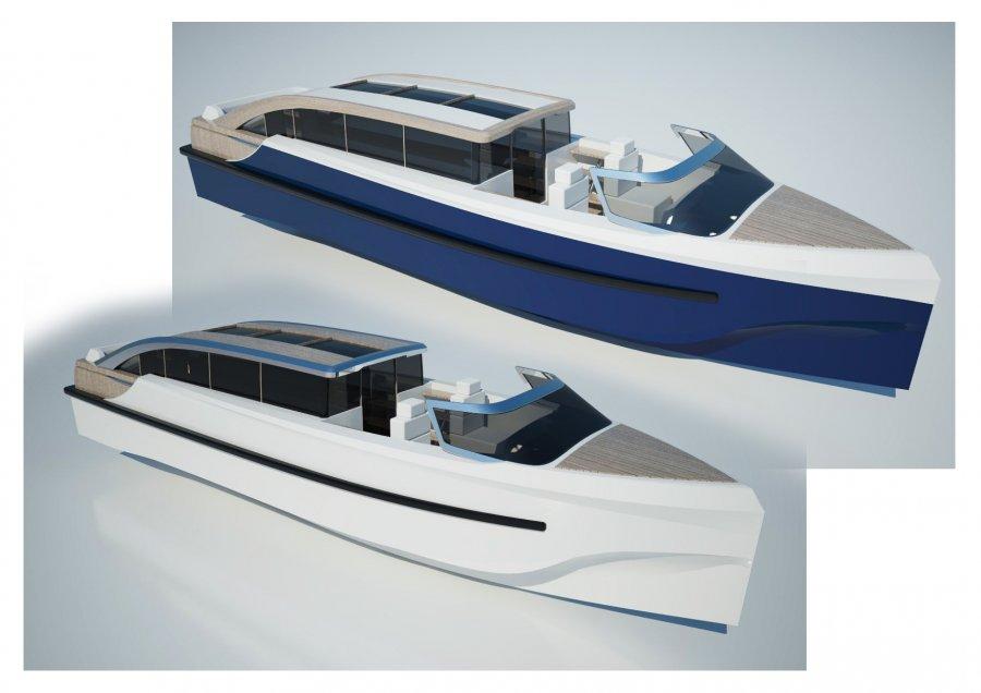 Immagine 5 6 taxi venice for Yacht design milano
